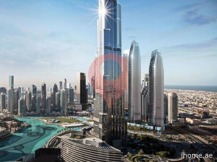 Address Residences Dubai Opera T2