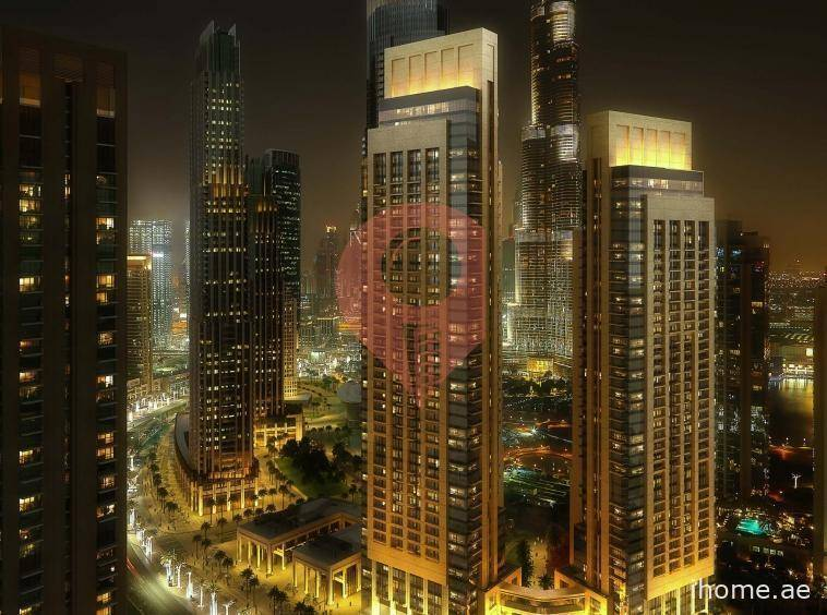 Act One Act Two Towers apartment for sale in Downtown Dubai