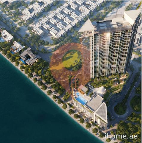 Hartland Waves Waterfront Apartments for sale in Sobha Hartland Meydan Dubai