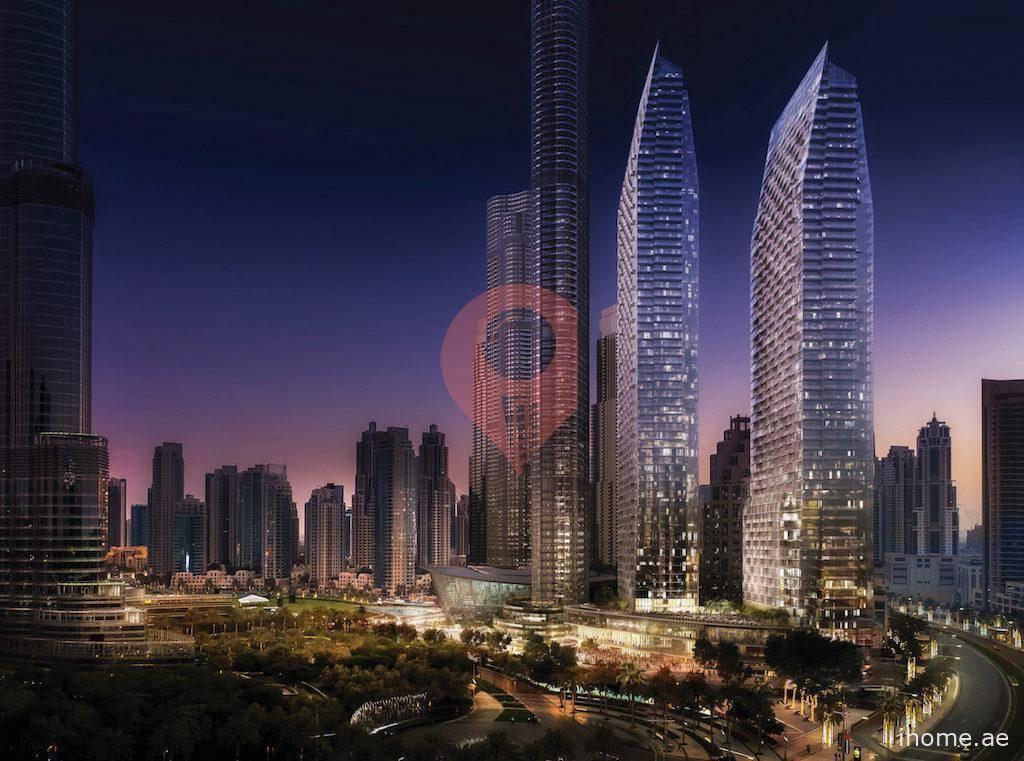 Address Residences Dubai Opera Downtown Dubai
