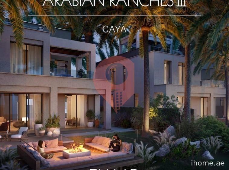 Caya villas for sale Arabian Ranches 3