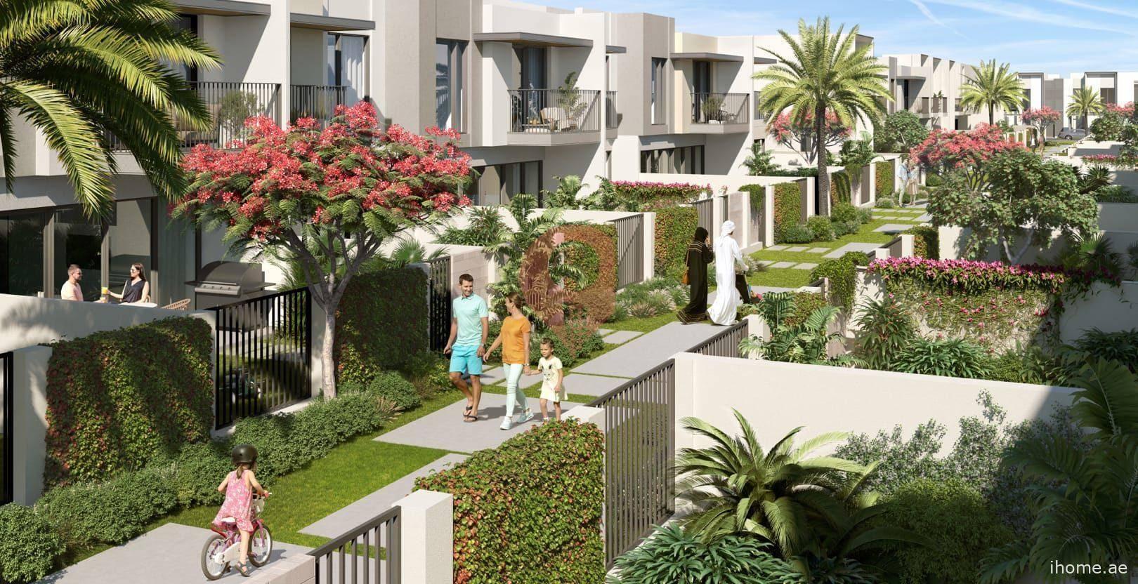 Eden Villas At The Valley Dubai by Emaar