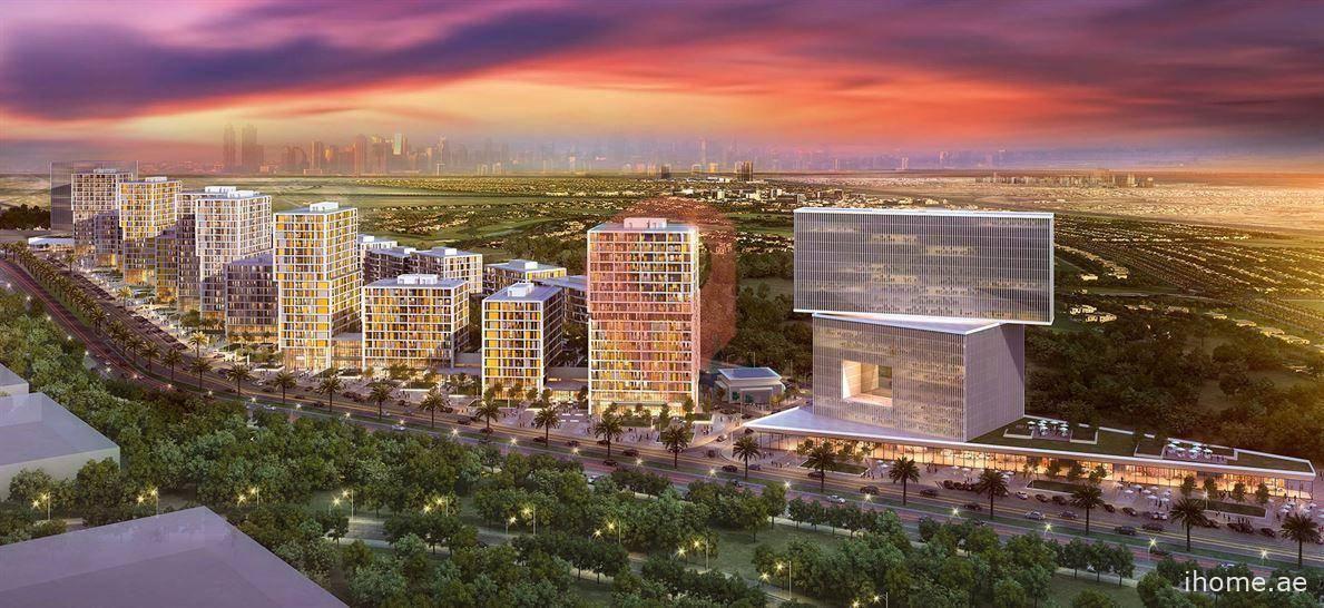 Midtown Dania , Dubai Production City, Dubai