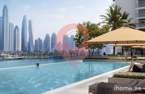 Palace Beach Residence Emaar Beachfront Dubai