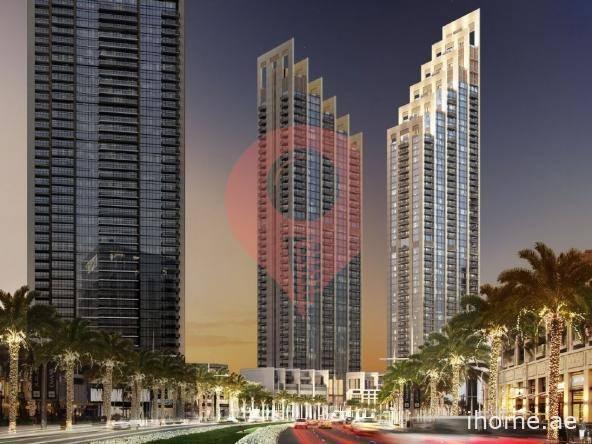 Blvd Heights Tower 1 Downtown Dubai