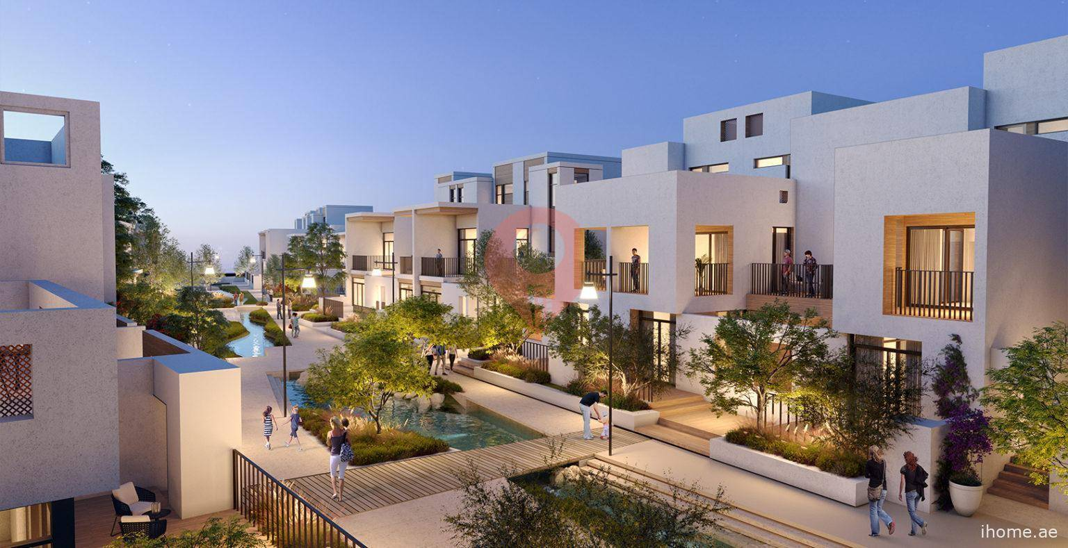Bliss Townhouses Arabian Ranches 3