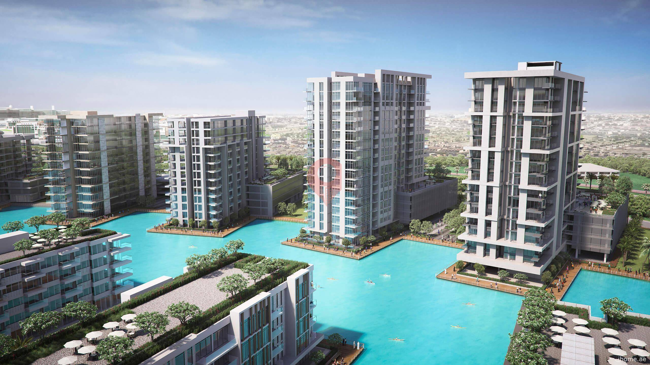 The Residences at District One