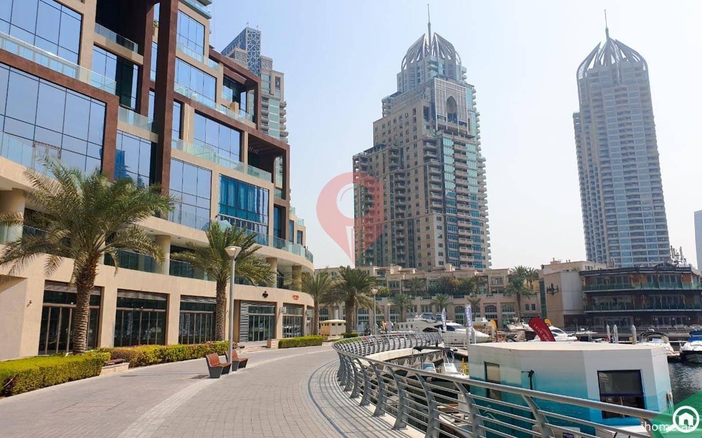 The Residences at Marina Gate 1