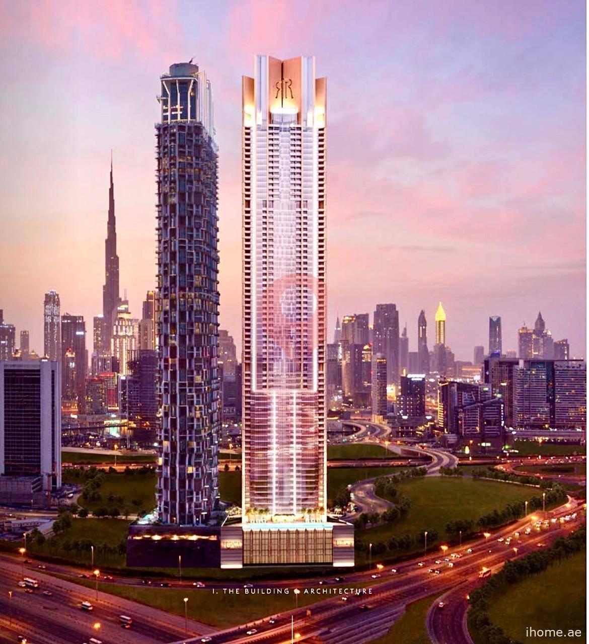 regalia tower business bay dubai by deyaar for sale