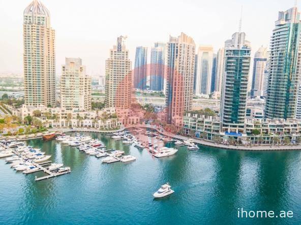 Iris Blue - Dubai Marina, Dubai Marina
